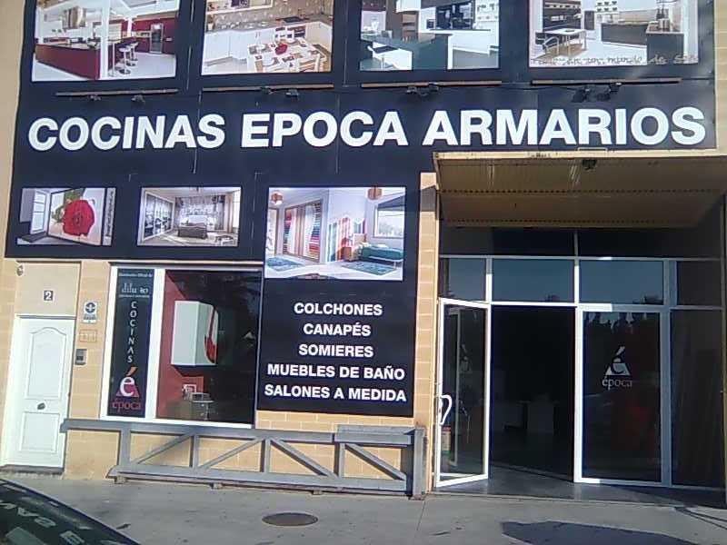 COCINAS ÉPOCA