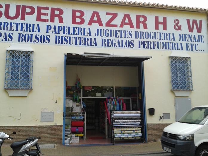 SUPER BAZAR H&M